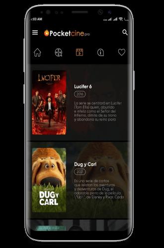 como instalar pocket cine pro smart tv